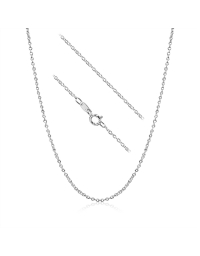 Sterling Silver Cable Chain 0.30mm